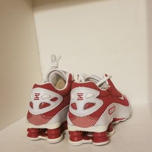 Nike Shoes - Nike Shox Monster Valentine red